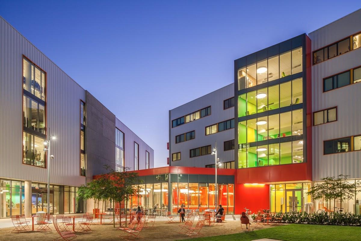 Otis College Of Art And Design Colors
